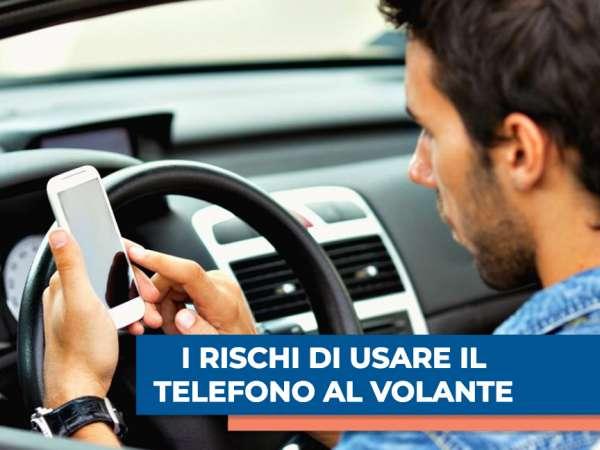GARAGE e i rischi legati all'utilizzo degli smartphone durante la guida