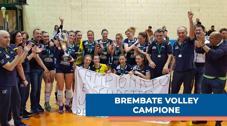 Brembate Volley Campione