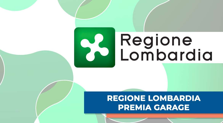 Regione Lombardia premia GARAGE