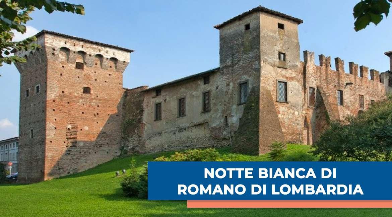 GARAGE alla Notte Bianca di Romano di Lombardia