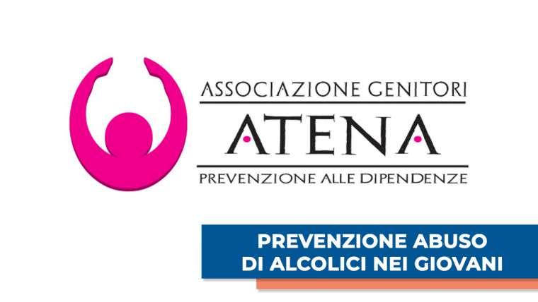 GARAGE e ATENA per la  prevenzione dell'abuso di alcol nei giovani