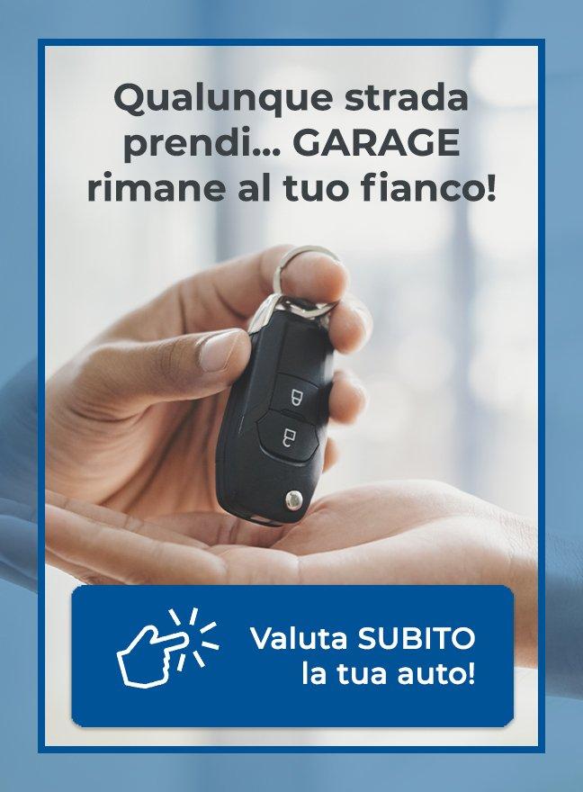 Valuta la tua Auto