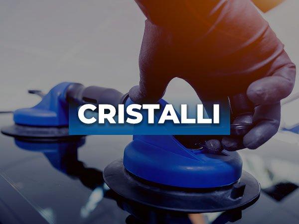 sostituzione cristalli