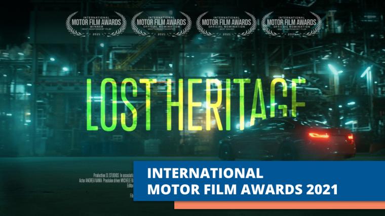 INTERNATIONAL MOTOR FILM AWARDS 2021
